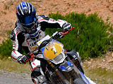 Julien Toniutti deuxième du Tunisian Moto Tour.