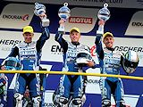 Le GMT 94 remporte les 8 hrs d'Oschersleben.