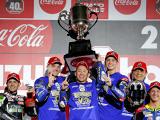 La victoire et la passe de 3 pour Yamaha Factory aux 8 hrs de Suzuka.
