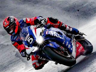 Victoire de Honda aux 43ème 24 heures Moto du Mans.