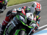 Jonathan Rea apporte sa 100eme victoire à Kawasaki.