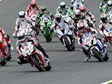 Le Superbike revient en Europe ; Défis sur Donington Park.