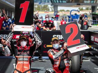 WSBK / Jerez – Redding remporte la course 2 et Rea la course Superpôle.