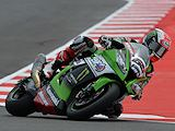 Le World Superbike pose son week-end à Laguna Seca.