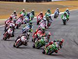 Round américain pour le World Superbike à Laguna Seca.