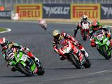 Le WSBK arrive en France ce week-end.