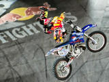 Les Red Bull X-Fighters ont enflammé Mexico.
