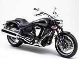 Il y a 15 ans... La Yamaha 1670 Road Star Warrior.