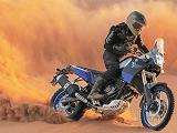 L'aventure se poursuivra avec la Yamaha 700 Ténéré.