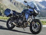 Le retour de la Tracer 700 GT dans la gamme Yamaha 2019.