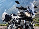 Les accessoires pour la nouvelle Yamaha 700 Tracer.