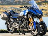 Yamaha décline le 900 Niken en version GT.
