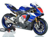 La nouvelle R1 s'engage en Championnat du monde STK 1000 avec Yamaha Motor Europe et MRS.
