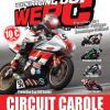 Plus que des courses aux WERC GP racer à Carole.