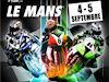 6eme manche du FSBK ce week-end au Mans.