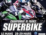 FSBK - Ouverture au Mans ce week-end.