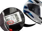 BMW rappelle ses casques 'BMW Helmet Sport'.
