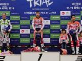 TrialGP - Bou résiste au Japon.