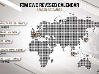 Le calendrier du Mondial d'Endurance change à nouveau - avec deux Bol d'Or à la clé.