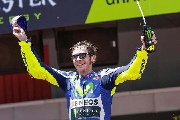 MotoGP / Catalogne - Rossi (et Iannone...) matent l'Espagne.