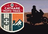 Une nouvelle randonnée trails et maxi-trails : le Cathare Moto Trail.