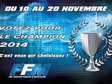 Votez pour le sportif moto français 2014 !
