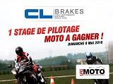 Gagnez un stage de pilotage avec CL Brakes.