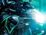 Gagnez un essai de la Kawasaki Z H2 à Las Vegas.