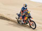 Dakar 2019 / Etape 2 : Walkner s'impose sur le fil.