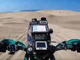 100% Pérou et 70% sable pour le Dakar 2019.