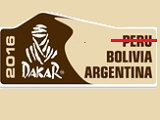 Dakar 2016 - Le retour du Pérou.