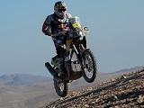 Dakar 2014 / Etape 11 - Coma deroule.