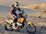 Dakar 2014 / Etape 5 : Coma frappe fort.