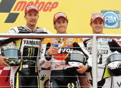 MotoGP/Donington - Dovizioso, Edwards et de Puniet créent la surprise !