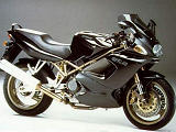 Il y a 20 ans... la Ducati 944 ST2.