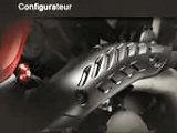 Le configurateur Ducati pour customiser en ligne sa future moto.