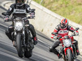 Ducati franchit le cap des 45 000 motos vendues.