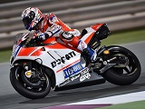 MotoGP / Qatar Test J1 - Doviziosio prend les devants.