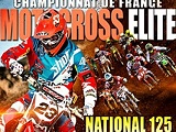Elite Motocross - Troisième RDV à Gueugnon.