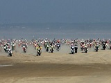 L'Enduropale envahit le Touquet ce week-end.