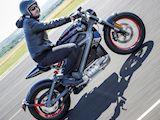 La Harley-Davidson LiveWire à l'essai sur Motoplanete.