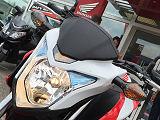 Essai de la Honda CB 500 F 2015.