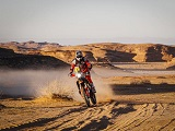Dakar 2020 / Etape 5 - Price revient au contact.