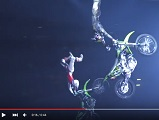 Show Fresstyle Motocross Montpellier 2016. Le teaser video.