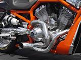 1300 V-Rod Destroyer - Quand Harley-Davidson proposait du dragster en vente libre.