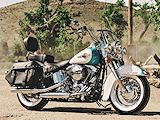 Harley 2016 - Léger lifting et moteur plus puissant pour l'Heritage Classic.