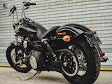 Harley-Davidson présente la série limitée Street Bob Custom.