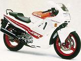 Honda CBR 600 - Tout a commencé en 1987.