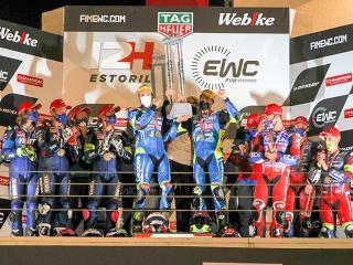 EWC Endurance / Estoril – Le YART victorieux, le titre pour le SERT.
