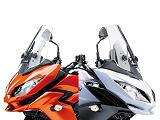 Gros lifting pour les Kawasaki 650 et 1000 Versys 2015.